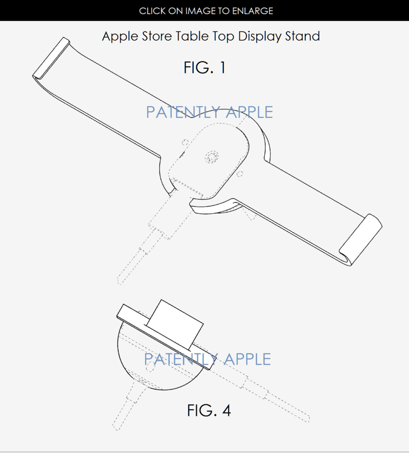 6AF 55  DISPLAY STAND APPLE STORE TABLE FIXTURE