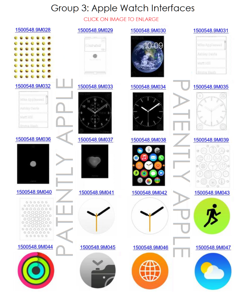 2AF 55 GROUP 3 APPLE WATCH INTERFACES
