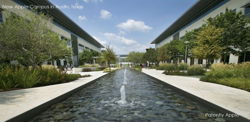 Apple's Latest Surprise: a New 7 Building Campus in Austin