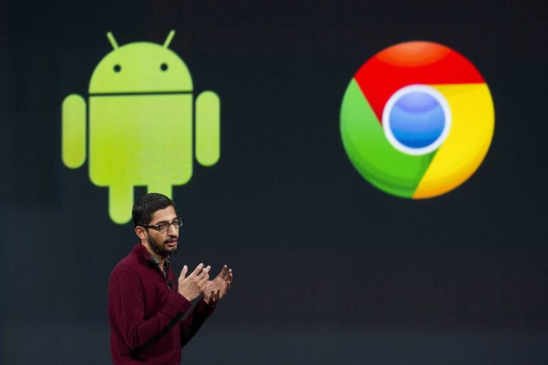 2.1 ANDROID CHROME