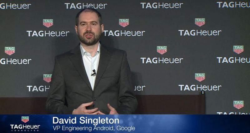 4AF David Singleton VP Engineering Android,