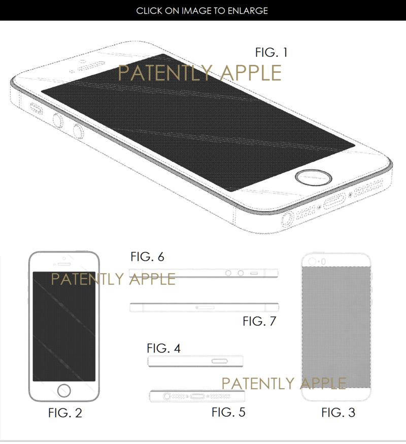 5AF 55 IPHONE 5 DESIGN