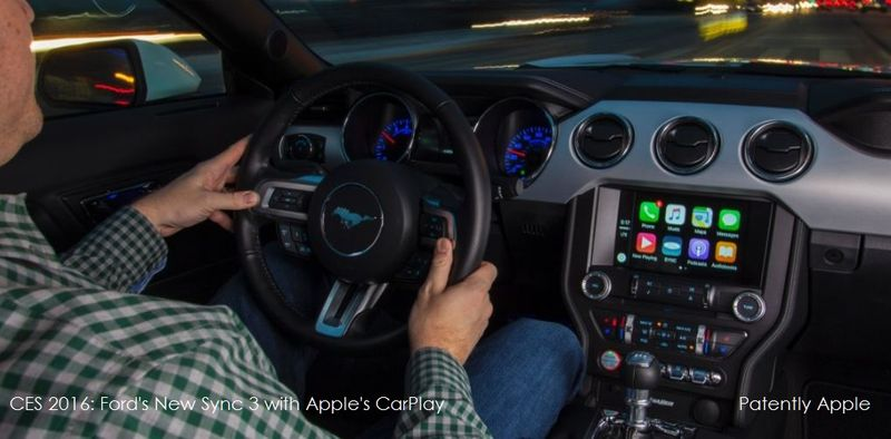 1af 55 carplay Ford