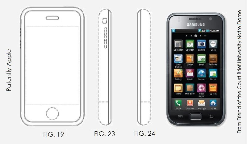 1AF 55 COVER - FROM FRIEND OF THE COURT BRIEF SAMSUNG V. APPLE