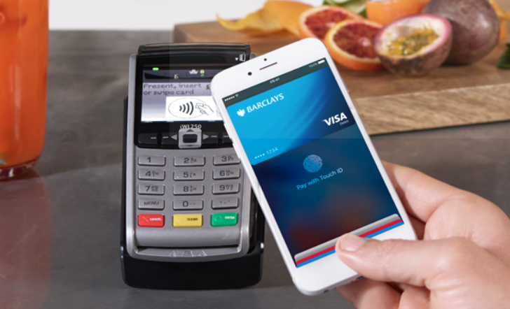 1AF 55 BARCLAYS - APPLE PAY