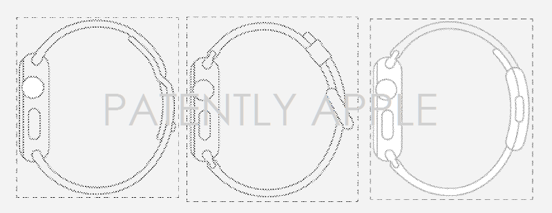 1AF 55 COVER APPLE WATCH DESIGN PATENTS +