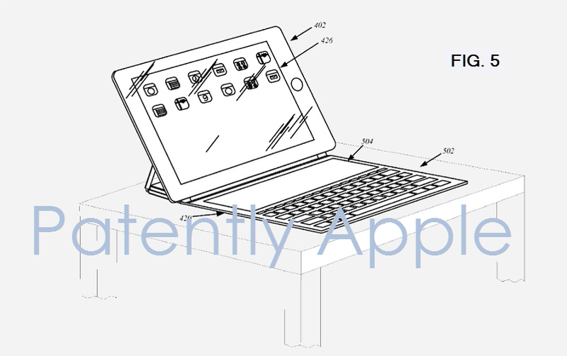 3AF 55 IPAD PRO COVER FROM 2012 PATENT APPLICATIOIN