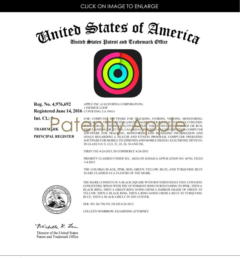 2af 55 Apple Watch fitness app