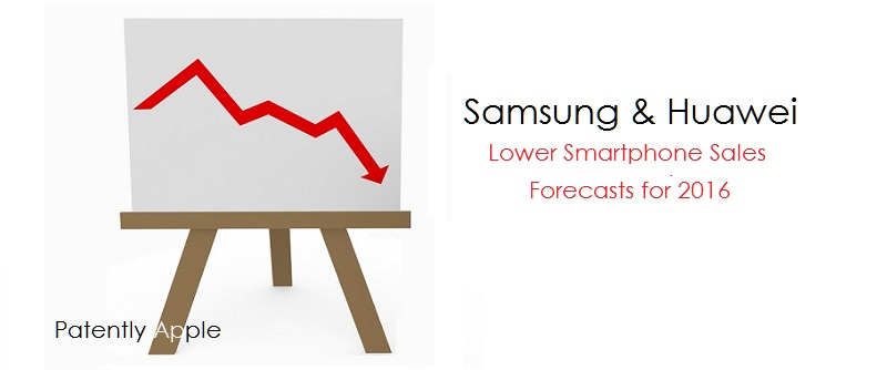1AF 55 COVER SAMSUNG SALES FORECAST DOWN