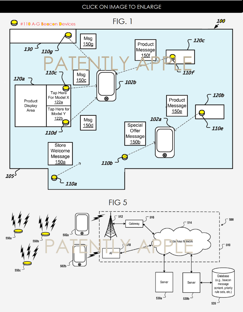 2AF 99 BEACONS PATENT