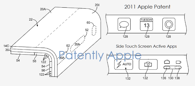 1af 88 cover apple curved edge patent 2011