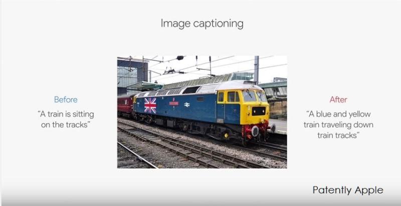 4. image Captioning TRAIN ON THE TRACKS