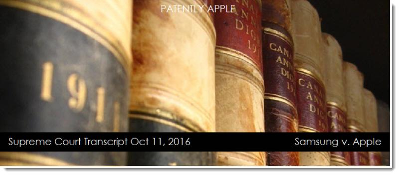 1af cover samsung v. Apple supreme court transcript