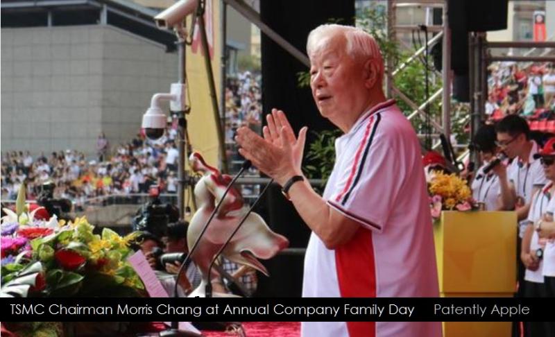 1 AX 99 TSMC chairman morris chang oct 2016