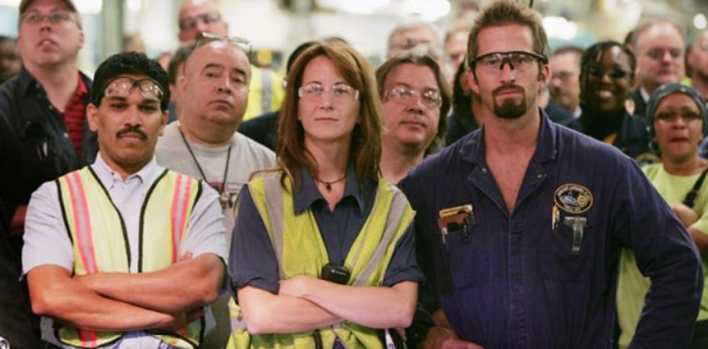 1 AX 99 US WORKERS - GET THEM BACK TO WORK