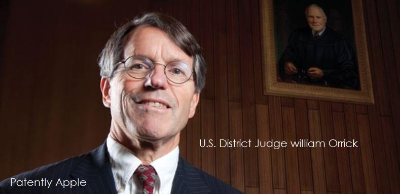 2ax 99 judge Orrick