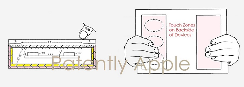 1af 88 cover apple patent touch sensors everywhere