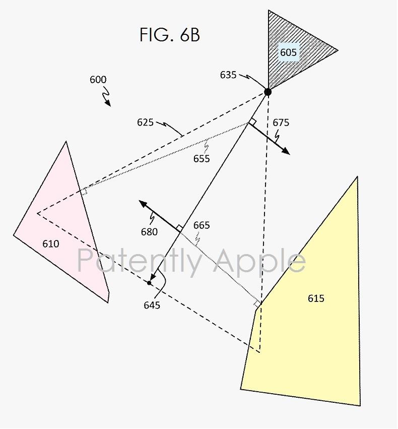 4af X99 fig. 6b autonomous vechicle avoidance system