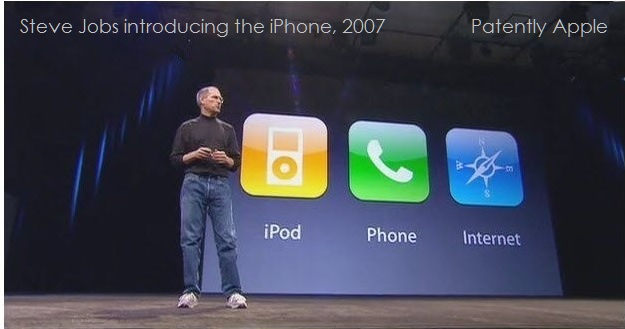 1 XX 99 steve jobs introducing the iphone 2007