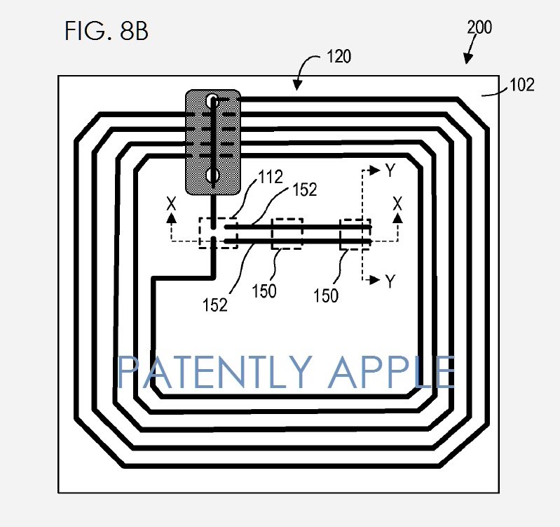 3AF L88 RFID IPD DEVICE LUXVU + APPLE GRANTED PATENT