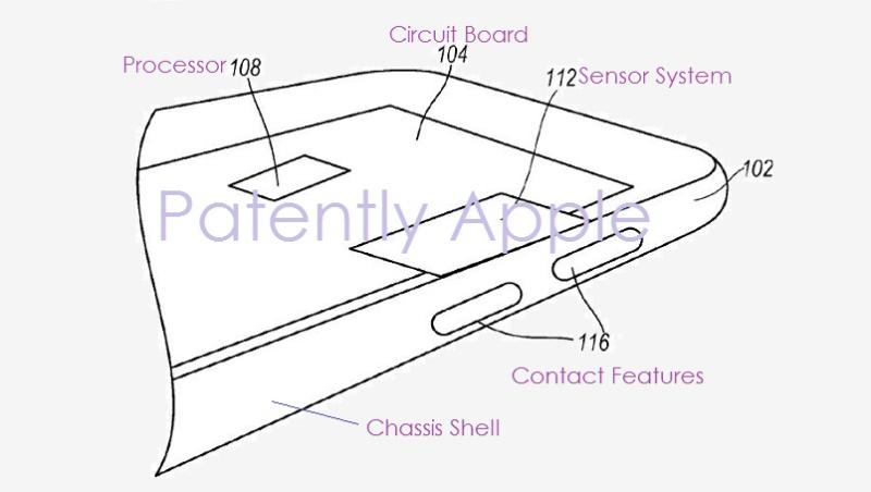 3af X 88 essential smartphone patent