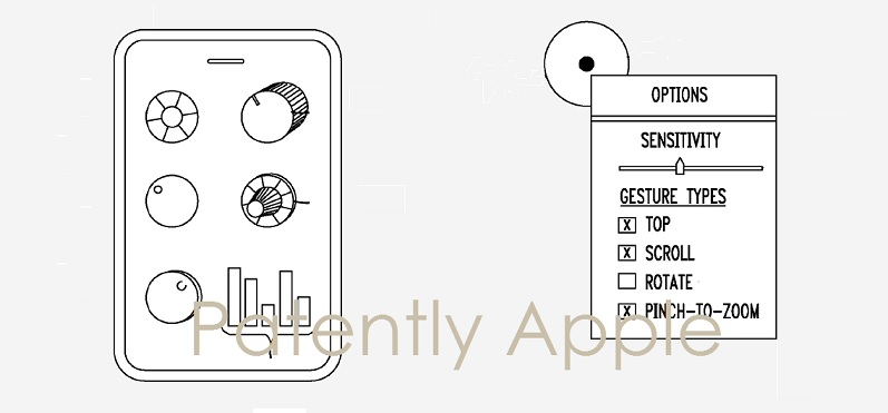 1AFX 88 APPLE GRANTED PATENT VIRTUAL KNOBS