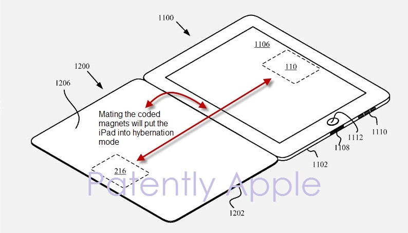 5 af 88 ipad cover granted patent