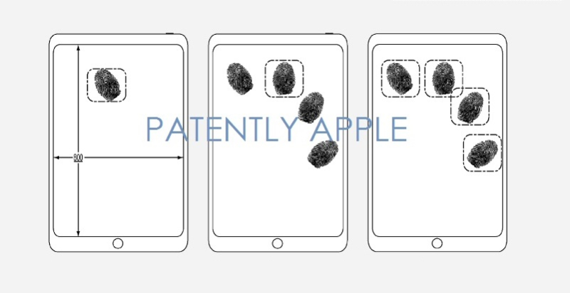 1af XX99 cover apple touch id moves to the display