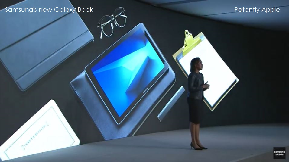 Samsung introduced the new Tab S3 and Galaxy Book Today at a Special Event in Barcelona Spain