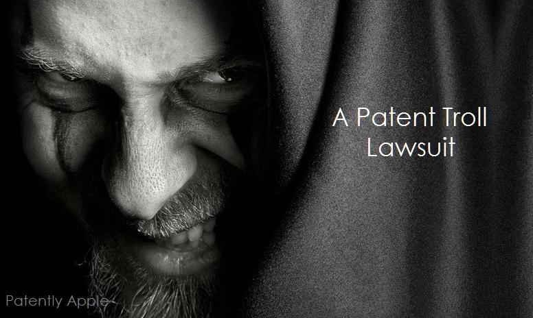 1 Cover Patent Troll Lawsuit -