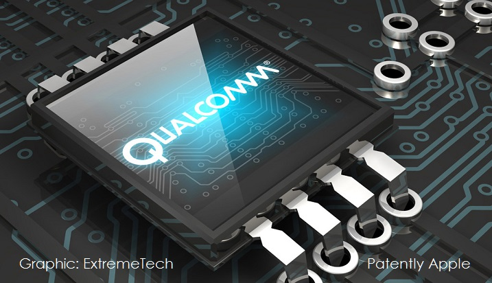 1af cover qualcomm sued by Apple