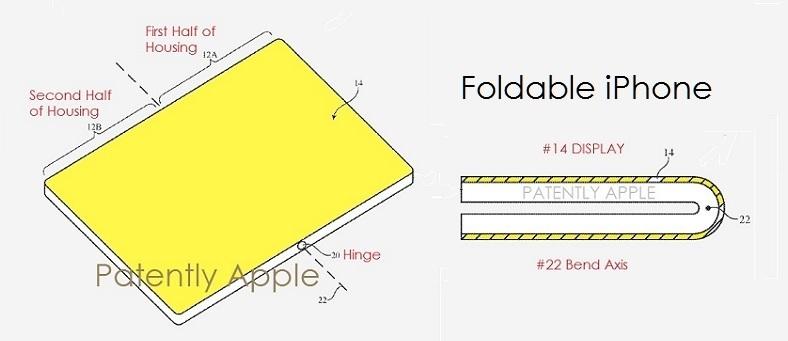 1af X99 cover foldable smartphones