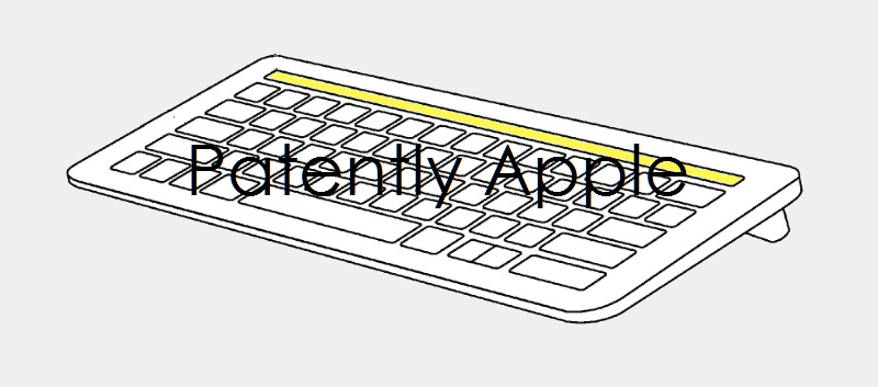 1AF XCOVER TOUCH BAR KEYBOARD