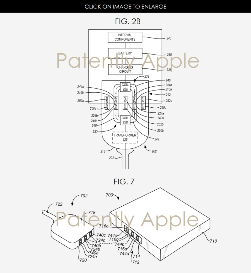 2af x99 inductive charging patent