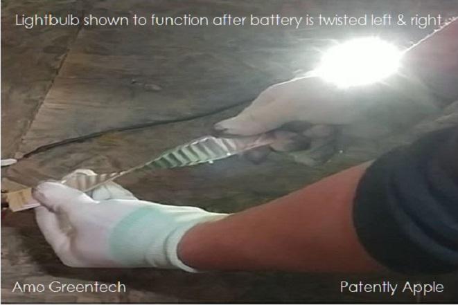 1 AF X FLEXIBLE BATTERY BREAKTHROUGH