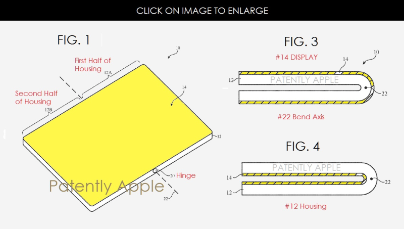 2af 88 apple patent for future folded product