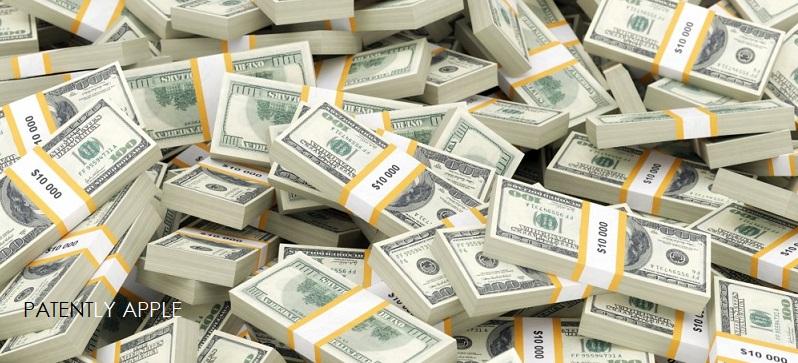 1af X99 horde of cash   Apple
