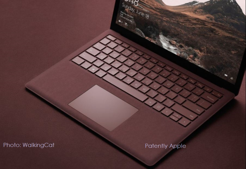 2. AX - msft new notebook