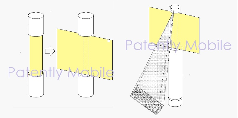 1AF X99 SAMSUNG DEVICE PATENT WITH FLEXIBLE DISPLAY