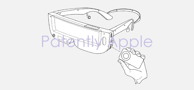 1 AF X 99 APPLE HEAD MOUNTED DISPLAY SYSTEM