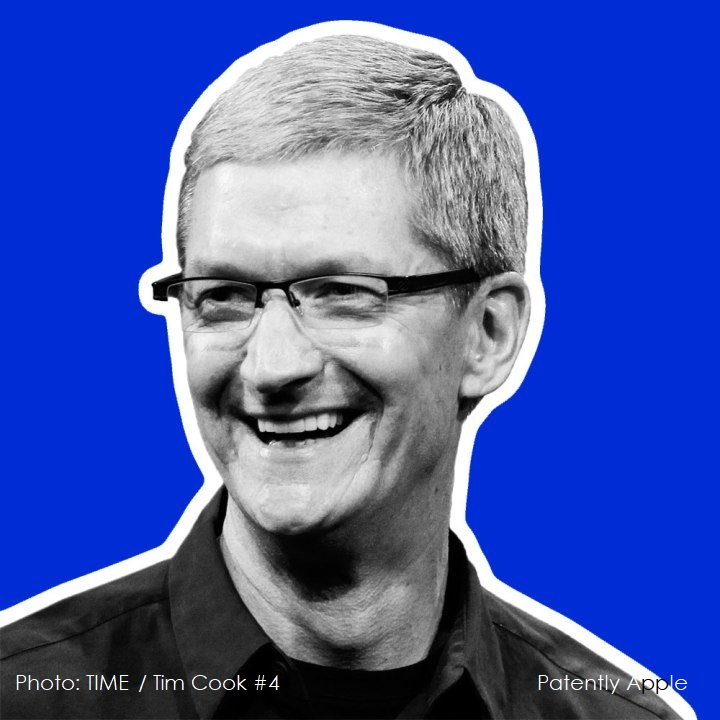 2 - AFX 99 - TIM COOK # 4 ON TIME'S LIST OF MOST INFLUENTIAL PEOPLE N TECH 2017