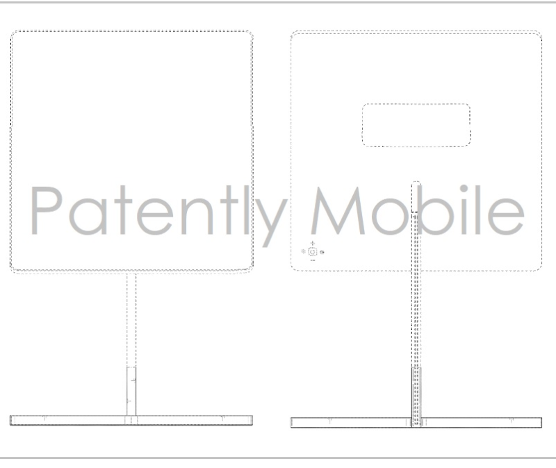 3X samsung design patent