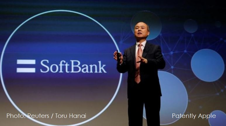 photo image SoftBank's Chief Masayoshi Son follows President Trump to Saudi Arabia to Officially Launch $100 Billion Fund