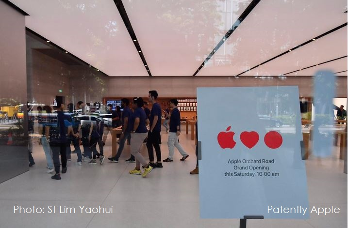 3AF X99 222 APPLE STORE SINGAPORE MAY 2017