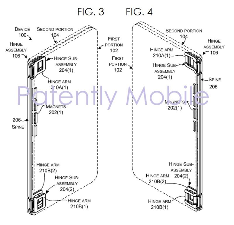 3af 88 msft hinge patent