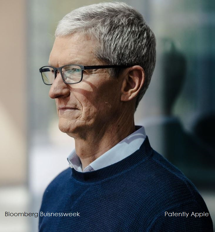 5 afx 99 Apple's CEO Tim Cook