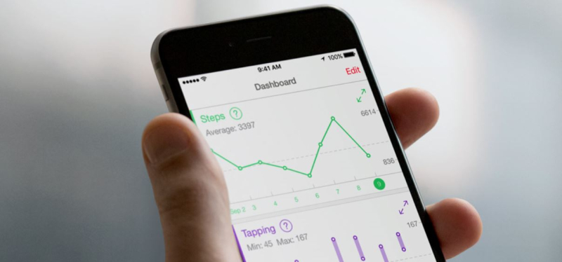1af x99 apple researchkit Health project