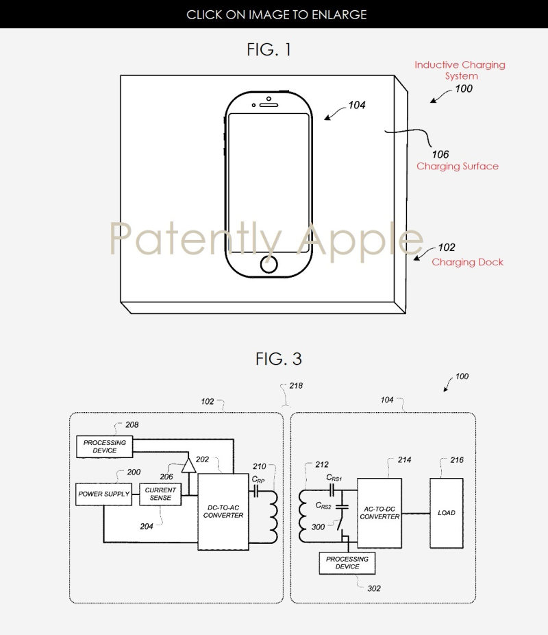 apple wins yet another wireless charging patent covering