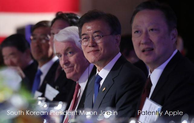 2AX X99 jUNE 2017 SOUTH KOREA PRESIDENT MOON