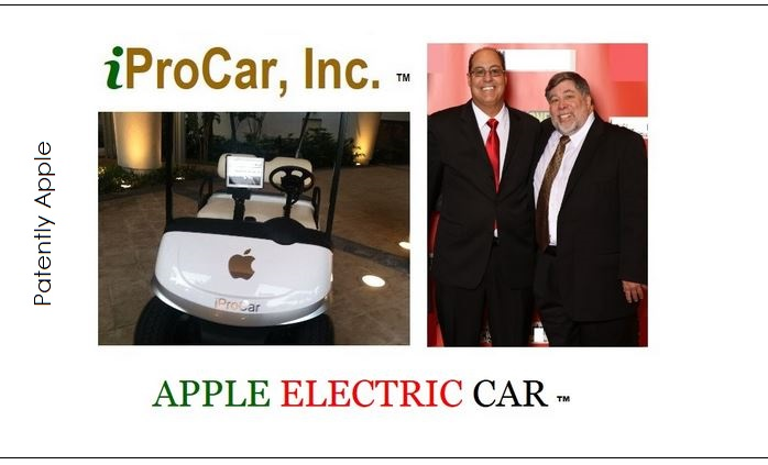 4AF X99 ODDBALL APPLE CAR